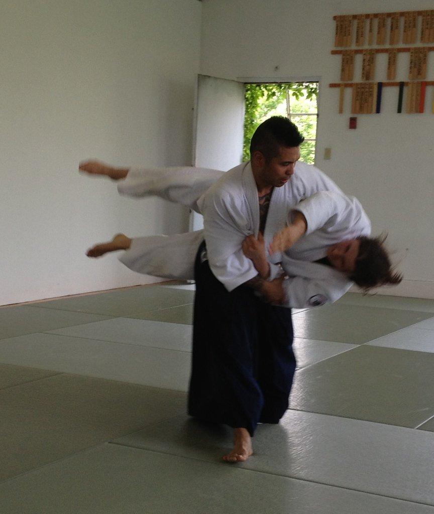 Toronto Aikikai - Instructors